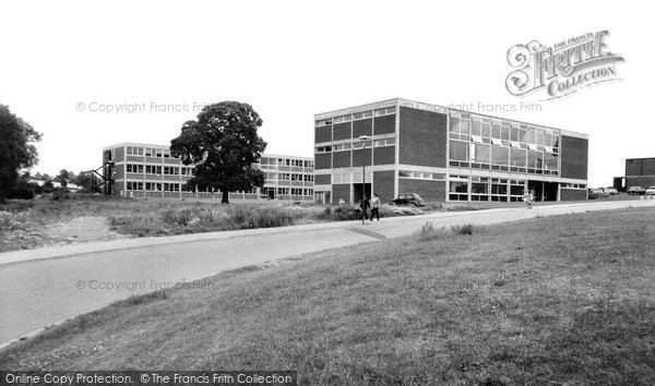 Bromsgrove, College Of Further Education c.1955