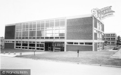 Bromsgrove, College Of Further Education c.1965