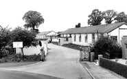 Bromsgrove, Entrance To General Hospital c.1960