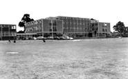 Bromsgrove, High School c1965