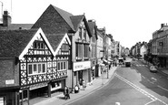 Bromsgrove, High Street 1967