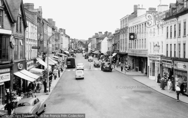 Photo of Bromsgrove, High Street c1960, ref. b233045