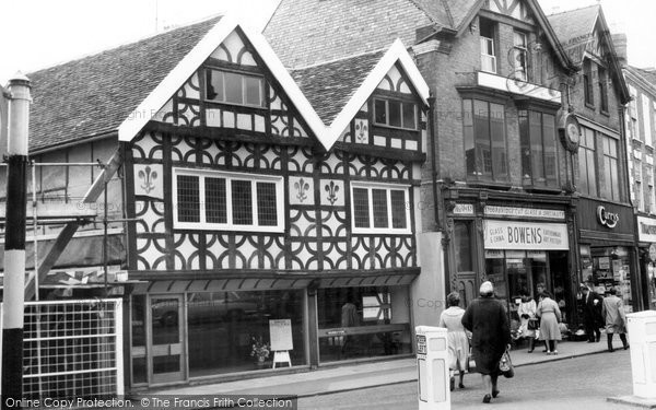 Bromsgrove, High Street c.1965
