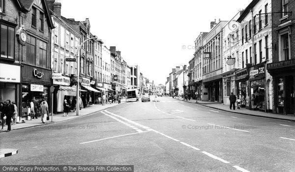 Photo of Bromsgrove, High Street c1965, ref. b233087