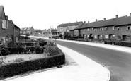 Bromsgrove, Humphrey Avenue, Charford Estate c.1965
