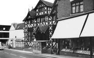 Bromsgrove, New Road c.1965