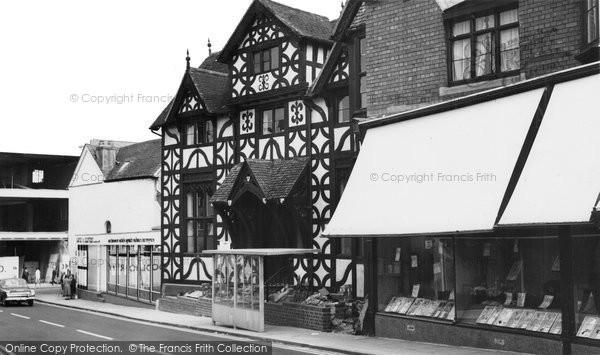 Photo of Bromsgrove, New Road c1965, ref. b233084