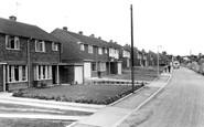 Bromsgrove, New Road Estate c.1960