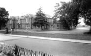 Bromsgrove, North Bromsgrove Secondary Modern School c.1965