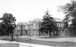 Bromsgrove, Parkside School c.1965