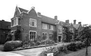 Bromsgrove, School, Headmaster's House c.1955