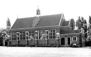 Bromsgrove, School, Routh Hall c.1955