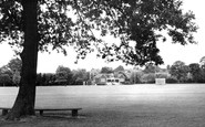 Bromsgrove, School, The Playing Fields c.1955