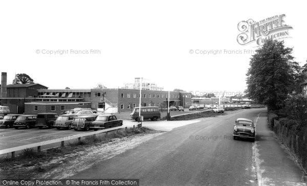 Photo of Bromsgrove, Shenstone College c1965