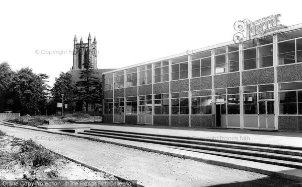Photo of Bromsgrove, Shenstone Teacher Training College c1965