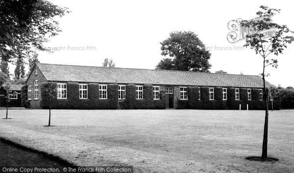 Bromsgrove, The School Laboratories c.1955