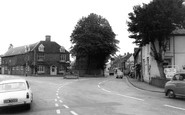 Bromsgrove, The Strand c.1965