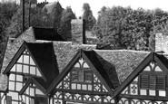 Bromsgrove, Tudor House, High Street 1949
