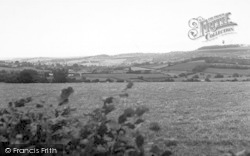 Bromyard, And The Downs 1954