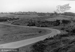 Bringsty Common c.1950, Bromyard