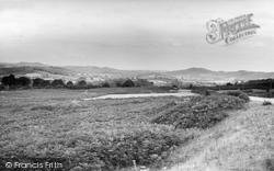 Bringsty Common c.1955, Bromyard