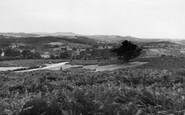 Bromyard, Bringsty Oak c.1955