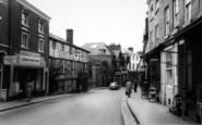 Bromyard, Broad Street 1960