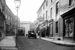 Broad Street c.1906, Bromyard