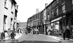 Broad Street c.1955, Bromyard