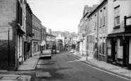 Bromyard, Broad Street c.1965