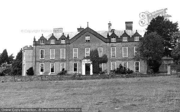 Photo of Bromyard, Buckenhill Manor c1955