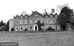 Buckenhill Manor c.1955, Bromyard