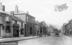 Church Street 1906, Bromyard