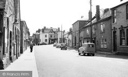 Church Street 1957, Bromyard
