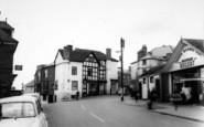 Bromyard, Church Street 1964