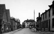Bromyard, Church Street c.1955