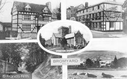 Bromyard, Composite c.1938