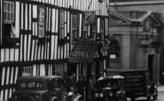 Bromyard, Falcon Hotel c.1938