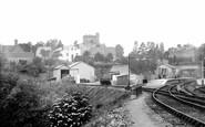 Bromyard, From Station 1906