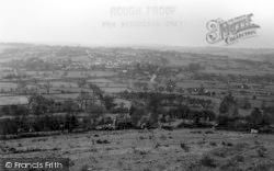 Bromyard, General View c.1938