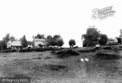 Golf House And Links 1906, Bromyard