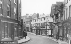 Bromyard, High Street c.1938