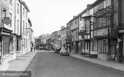 High Street c.1955, Bromyard