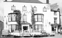 Bromyard, Hop Pole Hotel c.1965