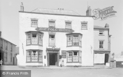 Bromyard, Hop Pole Inn c.1938
