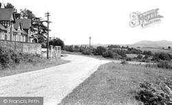 Kidderminster Road 1957, Bromyard