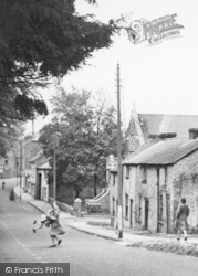 Bromyard, Pump Street c.1955