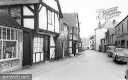 Rowberry Street 1964, Bromyard