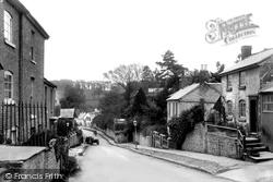 Sherford Street 1923, Bromyard