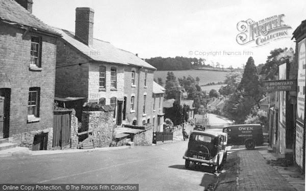 Photo of Bromyard, Sherford Street c1955